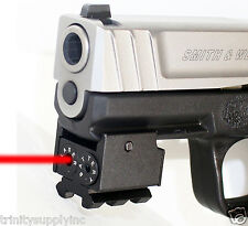 Pistol Red Laser For Smith And Wesson SD9VE accessories aluminum style sight