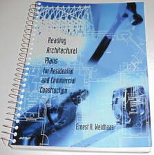 Reading Architectural Plans for Residential and Commercial Construction SKU#1212