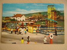 Postcard - HAPPY VALLEY, Y-FFRITH, PRESTATYN. Used 1970's. Standard size.