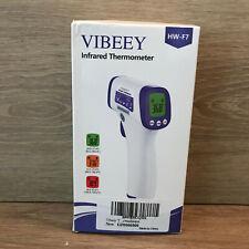 VIBEEY - Thermomètre Frontal - Thermomètre Infrarouge Numérique Sans Contact
