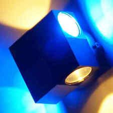LED WANDSTRAHLER Flurlampe b/w Wandleuchte Design-Strahler Badlampe 5,7 Jahre