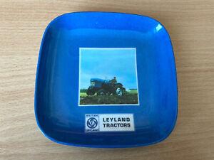 Leyland Tractors Memorabilia Ashtray 384 Nuffield British Leyland 1960s Vintage