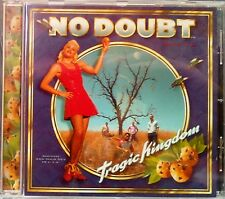 "No Doubt - Tragic Kingdom (CD 1996) Features ""Don't Speak"" ""Just A Girl"""