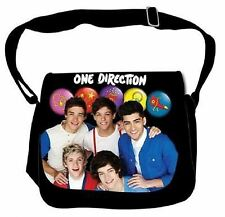ONE DIRECTION SEASON 13 MESSENGER SCHOOL DESPATCH BAG 1D NIALL ZAYN HARRY LOUIS