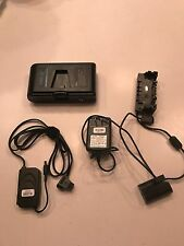 Canon 5D 7D Pro-X Battery Pack with Charger and adapters. Full setup