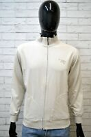 Felpa Cardigan Uomo MARLBORO CLASSICS Taglia L Pullover Sweater Man Maglione