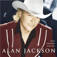 "Alan Jackson ""When Somebody Loves You"" w/ www.memory, Where I Come From & more"