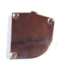 66 / 80cc engine motor parts -  chrome drive gear cover