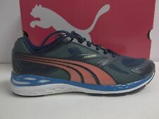 Puma Size 10.5 M New Mens Bioweb Speed Shoes Sneakers Blue NWOB