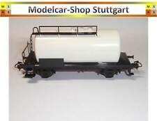 Märklin 4440 Ho 2 Essieux Wagon-Citernes Blanc - non Imprimé
