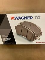Disc Brake Pad Set-ThermoQuiet Disc Brake Pad Front Wagner QC1159 New
