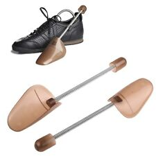 Shoes Care -1 Pair Unisex Plastic Spring Shoe Tree Shoes Stretcher Shaper Keeper