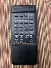 TEAC RC-452 REMOTE CONTROL Unit TESTED