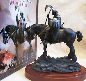 Frank Frazetta DEATH DEALER Statue FULL SIZE Randy Bowen #468/5000 Dark Horse
