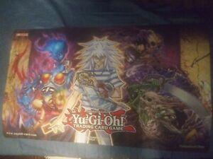 Konami Bakura Necrofear Immortal Win-a-Mat Yu-Gi-Oh! Playmat.