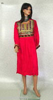 Orient Nomaden Tracht afghani kleid Tribaldance afghanistan traditional dress P5