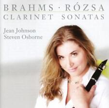 Johnson,Jean - Clarinet Sonatas