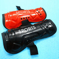Weiche 1 Paar Fußball Schienbeinschoner Fußball Guards Sport Leg Protector ,s Fw