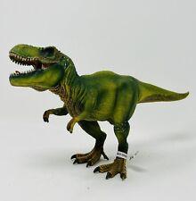 "Schleich Tyrannosaurus T-Rex Dinosaur 10.5"" D-73508 Educational Figure Nwt"