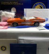 Franklin Mint 1971 Dodge Challenger INDY PACE CAR 1/24 Scale RARE