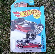 Great Gatspeed. Mac Tools. HW City ~ 2015 13/250. CFH25. New in Blister Package!