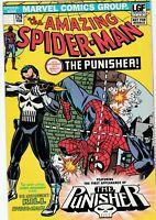 Amazing Spider-Man #129 Movie Reprint Lion's Gate LGF 1st Punisher Jackal