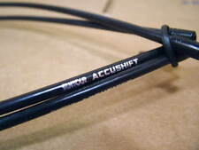 New-Old-Stock Black Shifter Cable Housing...Suntour Accushift Labeling