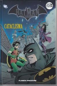 Batman La Leggenda CATACLISMA  DeAgostini n°8 serie platino nuovo