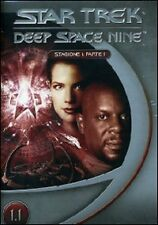 STAR TREK 1.1 DEEP SPACE NINE  3 DVD  COFANETTO