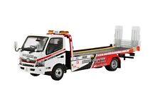 Pre Order Tiny City 163 Diecast Hino 300 Flatbed Tow Truck release on Oct 1:64