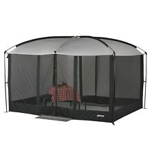 Screen House Privacy Sun Magnetic Kit Mesh Gazebo Outdoor Bug Insect Portable
