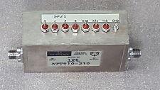 JCA Technology ATT910-210 RF programable attenuator