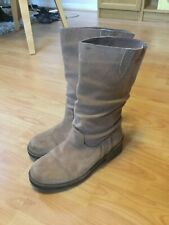 Women Coolway suede boots size 37