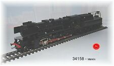 Märklin 34158 - CFL Steam Locomotive Série 56 COCKERILL neuf emballage d'origine