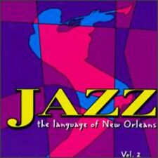 Various Artists - Jazz: Language of New Orleans 2 / Various [New CD]