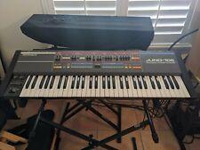 Roland Juno106 Juno 106 Vintage Analog Synth Keyboard 61 SERVICED & CALIBRATED