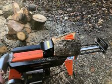 4 Ton Electric Log Splitter Hydraulic Axe For Hire