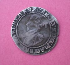 More details for charles i silver sixpence mm castle dated 1627 spink 2807
