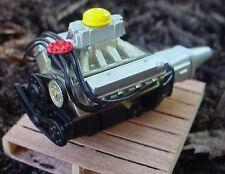 Ford Motor w Trans Miniature & Premium Pallet 1/24 Scale Diorama Accessory Item