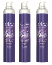 Olay Age Defying 2-in-1 Anti-Wrinkle Day Cream + Serum (3 Pack)