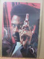 Vintage Poster SHAFT 1972 MGM Richard Roundtree movie Inv#G1903