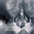 CD Single JENIFER Donne moi le temps Promo 1 track CARD