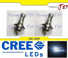 CREE LED 30W 9003 HB2 H4 WHITE 5000K TWO BULB HEAD LIGHT OFF ROAD LAMP REPLACE