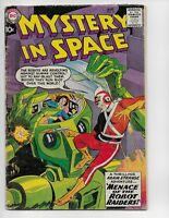 MYSTERY IN SPACE 53 - G/VG 3.0 - 1ST ADAM STRANGE - ROBOT COVER (1959)