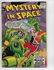 MYSTERY IN SPACE 53 - G/VG 3.0 - 1ST ADAM STRANGE - ROBOT COVER (1959)