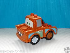 LEGO DUPLO~DISNEY CARS~HOOK~TOW CAR~ABSCHLEPPWAGEN~HOOK~WERKSTATT~AUTO~LKW