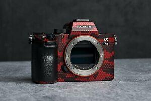 Sony Alpha A7 III / A7RIII Digital Camera - Protective Skin Wrap