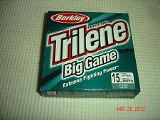 Berkley Trilene Big Game 15Lb. / 300 Yard Spool