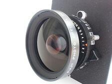 Fuji (Fujinon) SWD 75mm /f 5.6 lens, Copal shutter, TOYO-VIEW lensboard