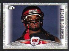 2012 SAGE Hit Trent Richardson #76 RB Alabama Football Card